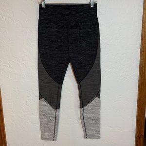 Athletic Works Multi-Grey Athletic Leggings Sz: S